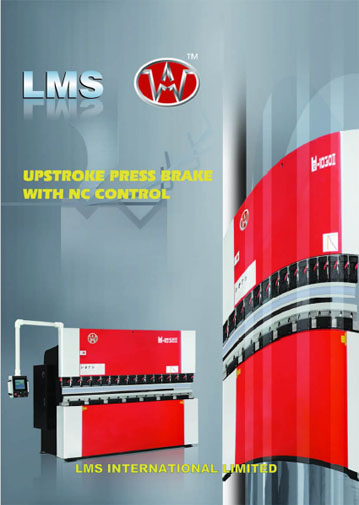 LMS CNC Press Brake Catalogue